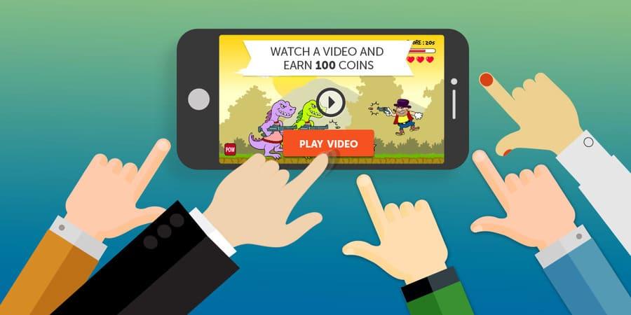 Мобильные приложения для заработка на просмотре рекламы