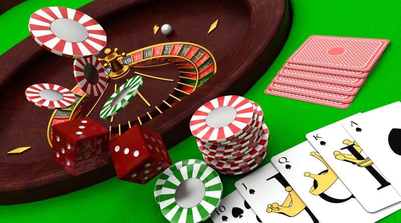 Элементы казино