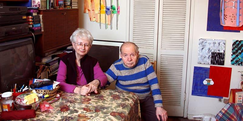 Герберт и Дороти Фогель